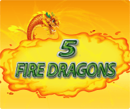 5 Fire Dragons